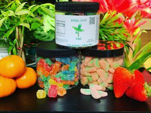 Steel City CBD Gummies